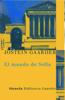 Jostein Gaarder - El mundo de Sofía ilustración