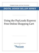 PayLoadz Express Free Online Shopping Cart