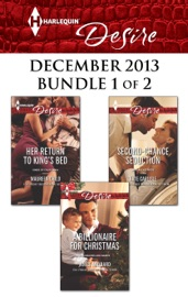 Harlequin Desire December 2013 - Bundle 1 of 2 PDF Download