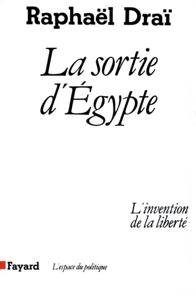 La Sortie d'Egypte La couverture du livre martien