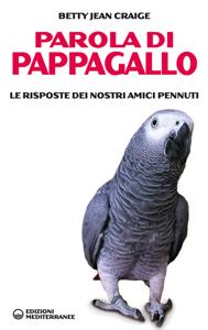 Parola di pappagallo Copertina del libro