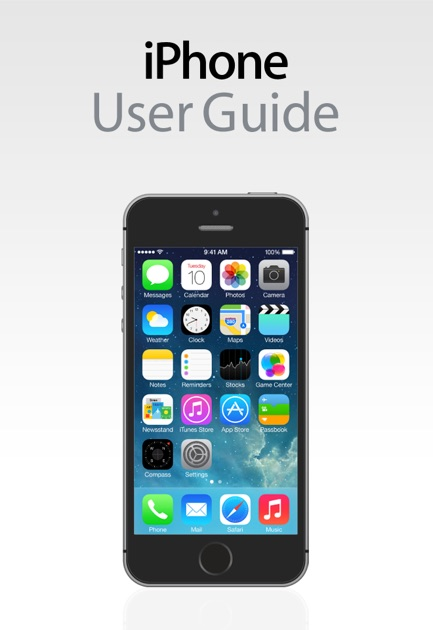 iPhone User Guide For iOS 7.1 by Apple Inc. on Apple Books