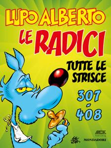 Lupo Alberto. n.4 (Mondadori) Libro Cover