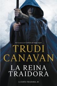 La reina traidora (La espía traidora 3) Book Cover
