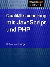 Qualit Tssicherung Mit Javascript Und Php
