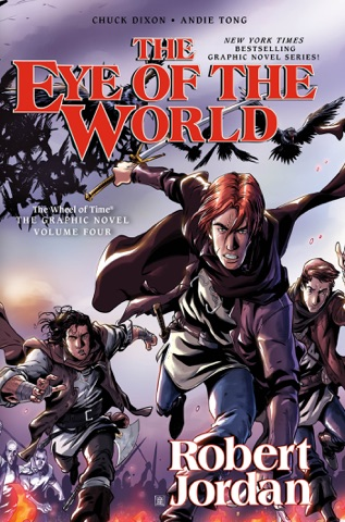 The Eye of the World: The Graphic Novel, Volume Four PDF Download