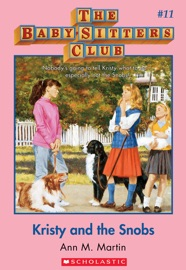 The Baby Sitters Club 11 Kristy And The Snobs