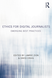 Ethics for Digital Journalists book