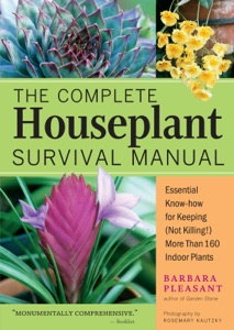 The Complete Houseplant Survival Manual Book Cover