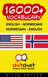 16000+ English - Norwegian Norwegian - English Vocabulary