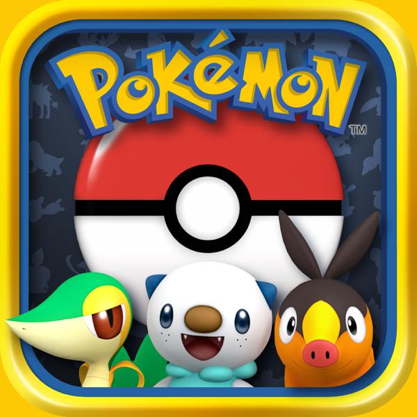 The Complete Pokémon Pokedex