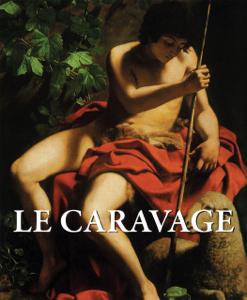 Le caravage La couverture du livre martien