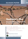 Saddams War