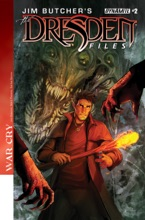 Jim Butcher's The Dresden Files: War Cry #2