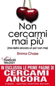Non cercarmi mai più di Emma Chase Copertina del libro