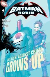 Download and Read Online Batman & Robin (2009-) #4