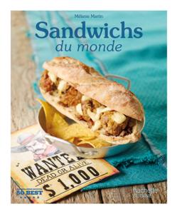 Sandwich du monde La couverture du livre martien