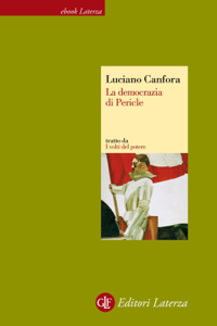La democrazia di Pericle Libro Cover