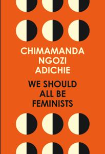 We Should All Be Feminists Copertina del libro