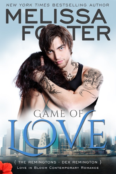 Game of Love - Melissa Foster book cover