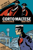 Corto Maltese - Favola di Venezia #2 Book Cover
