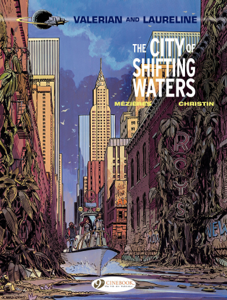 Valerian & Laureline - Volume 1 - The City of Shifting Waters Book Review