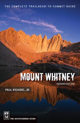 Mount Whitney - Paul Richards Jr book