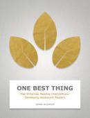 iPad Enhanced Reading Interventions: Developing Adolescent Readers