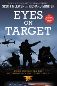 Eyes on Target Copertina del libro