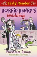 Francesca Simon - Horrid Henry's Wedding artwork