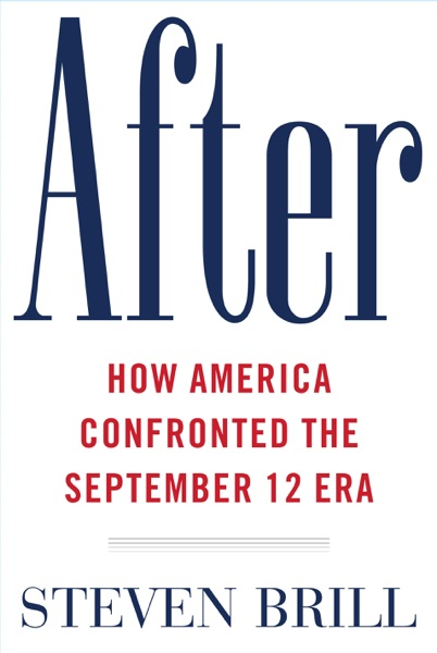 After - Steven Brill book cover