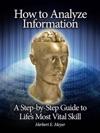 How To Analyze Information