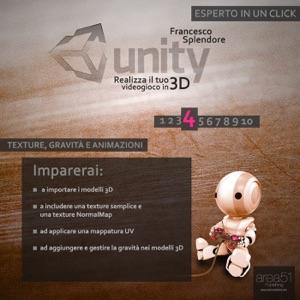 Unity: realizza il tuo videogioco in 3D. Livello 5 Book Cover