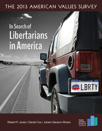 The 2013 American Values Survey: In Search of Libertarianism in America
