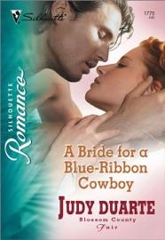 A Bride For A Blue Ribbon Cowboy
