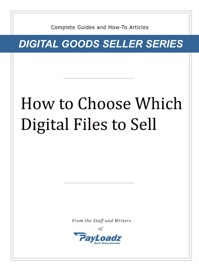 How to Sell and Download Digital Delivery Products