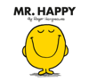 Roger Hargreaves - Mr. Happy kunstwerk