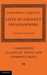 Diogenes Laertius Lives Of Eminent Philosophers