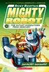 Ricky Ricottas Mighty Robot Vs The Mutant Mosquitoes From Mercury Book 2