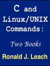 C And LinuxUNIX Commands Two Books