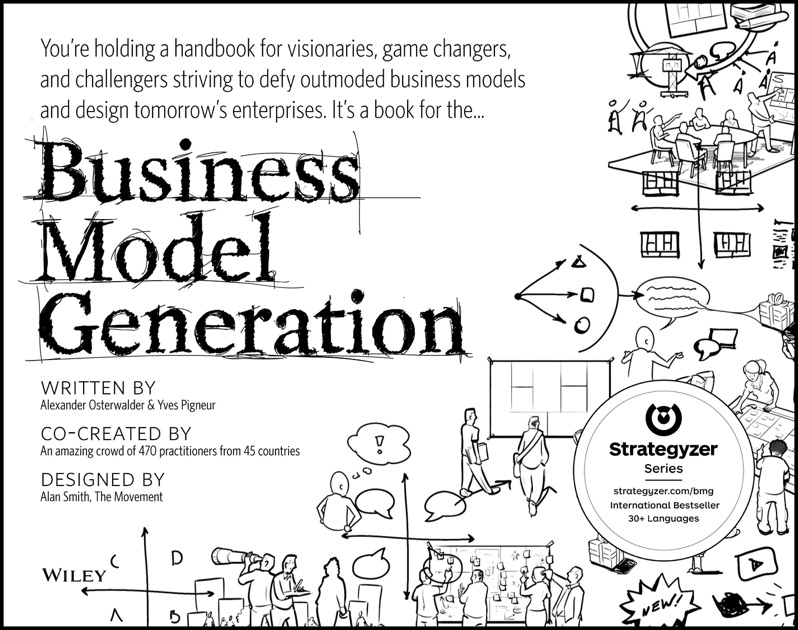 THE BUSINESS MODEL GENERATION PDF DOWNLOAD