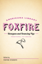Blowguns and Bouncing Pigs: Traditional Toymaking book