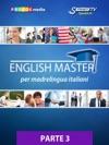 English Master - Parte 3