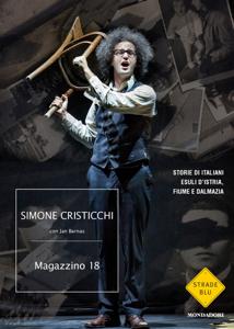 Magazzino 18 Libro Cover