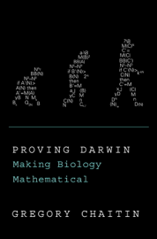 Proving Darwin book