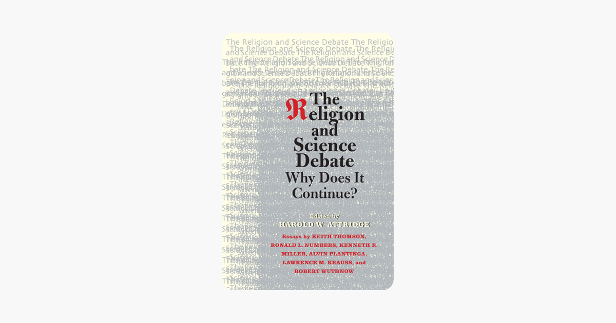 the religion and science debate on apple books  the religion and science debate on apple books