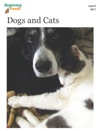 BeginningReads 2-1 Dogs And Cats