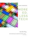 More Ed Less Tech