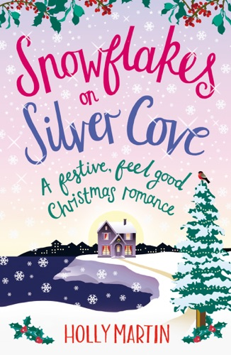 Holly Martin - Snowflakes on Silver Cove