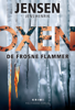 Jens Henrik Jensen - De frosne flammer artwork